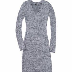 Aritzia Wilfred Free Lisiere Long Sleeve Dress, XS